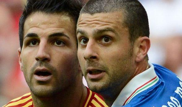 Foto di Italia - Spagna Euro 2012