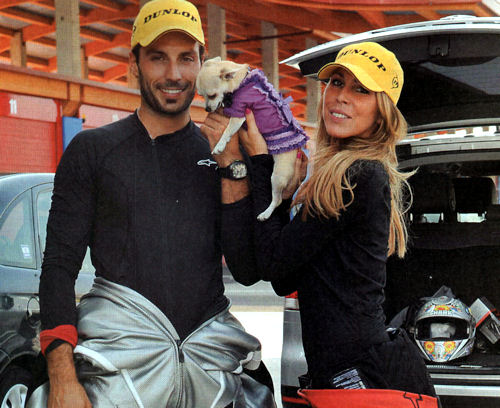 Guendalina Canessa e Daniele Interrante di nuovo insieme