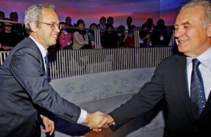 Michele Santoro a La7: l'annuncio al tg di Mentana