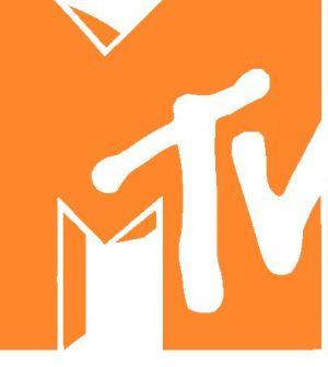 Logo di Mtv la tv musicale
