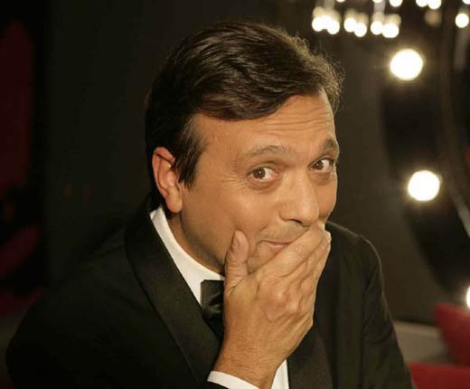 Foto di Piero Chiambretti che parla del suo futuro in tv