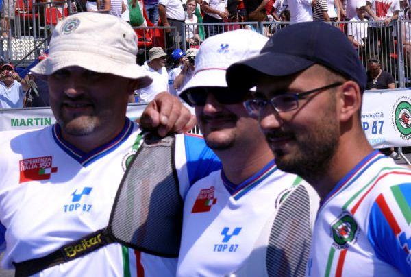 Foto di Squadra Tiro con l' arco Italia Olimpiadi 2012