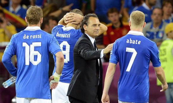 Euro 2012. Uefa top player