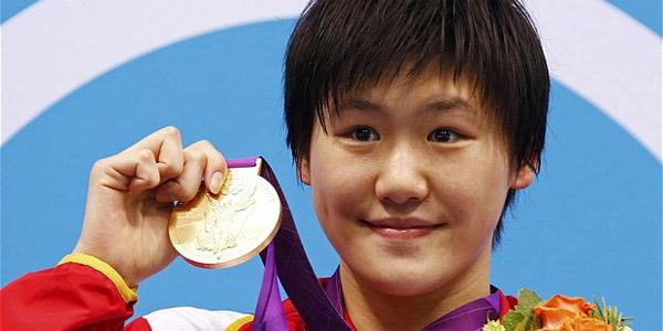Ye Shiwen medaglia oro olimpiadi londra 2012 doping
