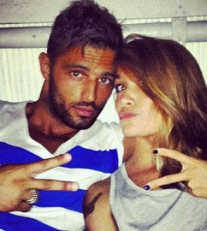 Foto di Caterina Siviero e Alessio lo Passo che sono tornati insieme