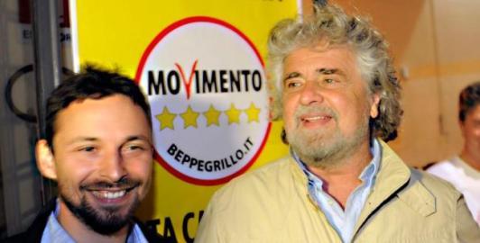 Favia paga per andare in tv: polemica sul Movimento 5 stelle