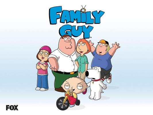 foto serie tv family guy i griffin