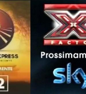 Foto Pechino Express contro X Factor 6 il giovedì sera su Rai due e Sky
