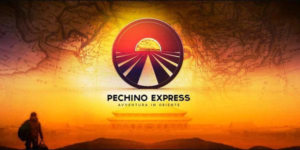 Pechino Express Logo RaiDue Adventure Reality Emanuele Filiberto Principe