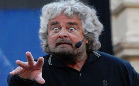A Piazzapulita si parla di Beppe Grillo