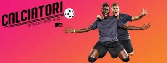 Calciatori giovani speranze dal 17 settembre su Mtv