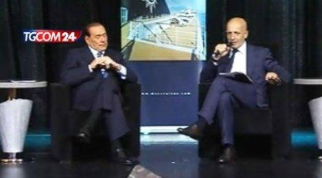 Silvio Berlusconi attacca Ballarò