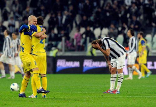 Juventus Chievo stasera ore 20.45