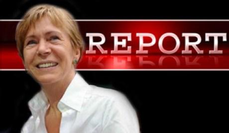 Milena Gabanelli conduce Report, da domenica 30 settembre