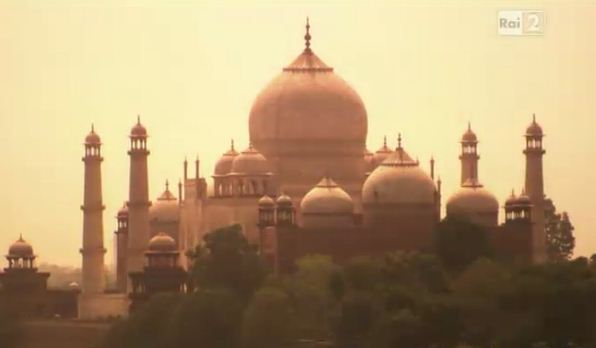 Foto di Taj Mahal Pechino Express seconda puntata