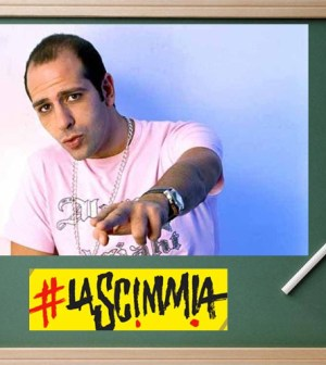 Foto di Checco Zalone ospite a La Scimmia
