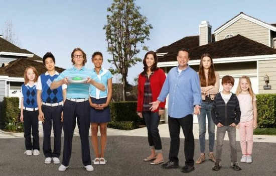 foto serie tv the neighbors