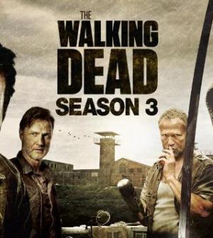 foto serie tv the walking dead stagione 3