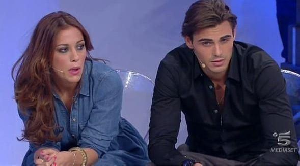 Francesco Monte e Teresanna Pugliese in vacanza