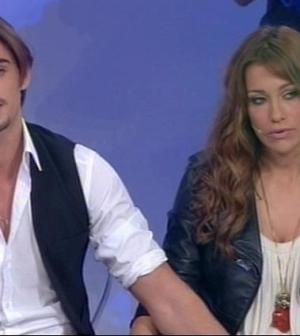 Foto di Francesco Monte e Teresanna Pugliese a Uomini e Donne