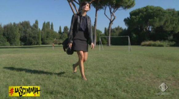 Foto di Giulia Bevilacqua conduttrice e attrice