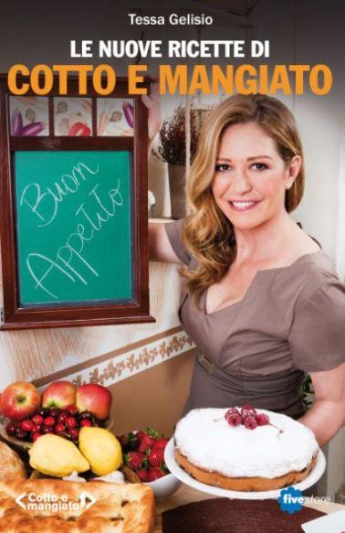 Copertina nuovo libro Cotto e Mangiato dal 16 ottobre 2012
