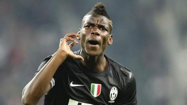Paul Pogba, centrocampista Juventus