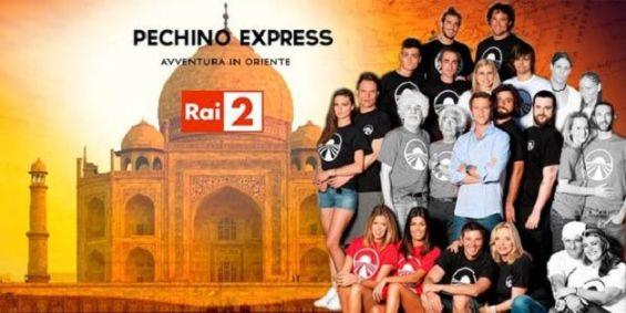 Foto concorrenti Pechino Express settima puntata