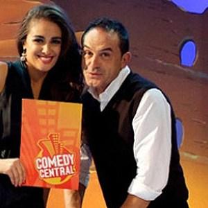 SCQR Comedy Central Conduttori