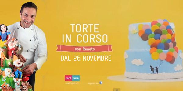 TORTE IN CORSO CON RENATO realtime ardovino