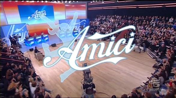 Logo di Amici  12esima edizione