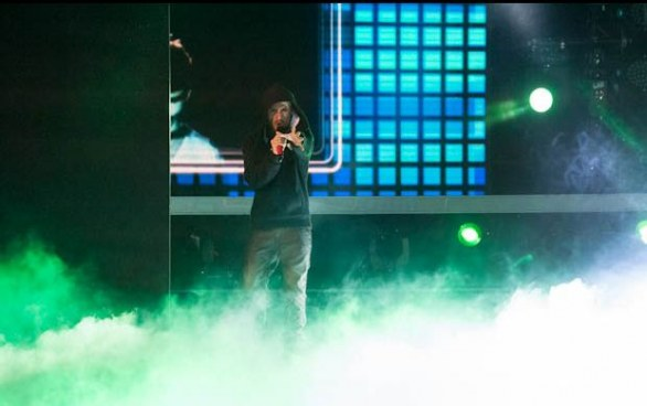 Foto di Daniele a X Factor 6