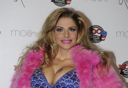 Francesca Cipriani in Ospedale