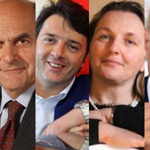 primarie centro sinistra candidati