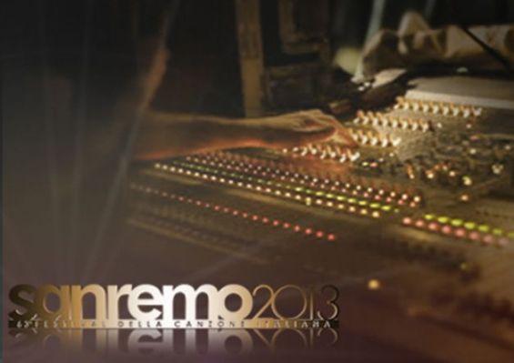 Logo Festival di Sanremo 2013