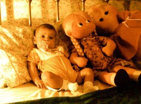 foto Belen da bambina