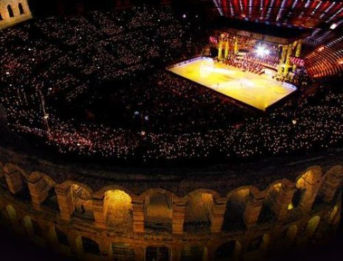 foto opera on ice arena di verona