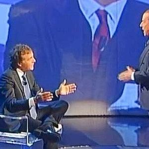 Foto di Berlusconi e Giletti