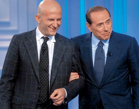 Minzolini a Mediaset al posto di Matrix: due serate a gennaio