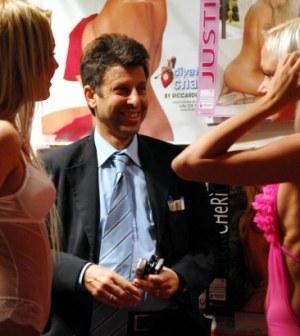 Riccardo schicchi il ricordo degli amici lanostratv - Diva futura rome ...