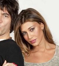 I conduttori di IGT: Belen Rodriguez e Simone Annichiarico