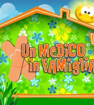 foto serie tv un medico in famiglia