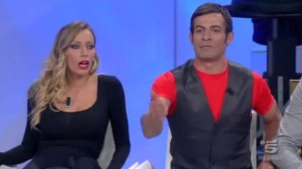Gianni Sperti Karina Cascella è speciale