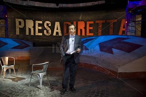Riccardo iacona torna stasera 6 gennaio con Presadiretta
