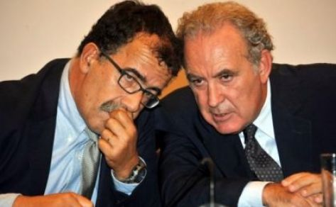 Sandro Ruotolo si candida con Antonio Ingroia
