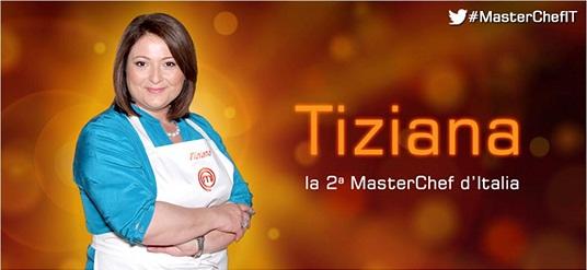 MasterChef Italia 2 vincitrice