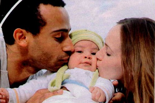 Amilcar Moret Gonzalez presenta il piccolo David