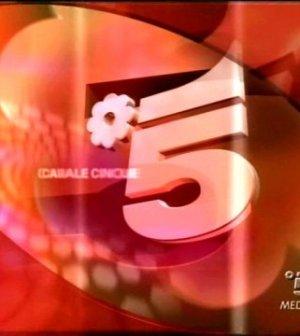 foto del logo di canale5
