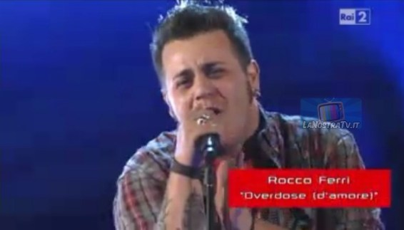 Foto di Rocco Ferri The Voice