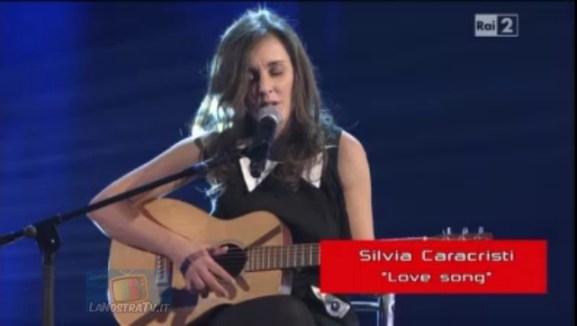 Foto di Silvia Caracristi The Voice of Italy